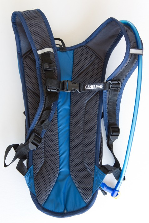 Camelbak Rogue back panel