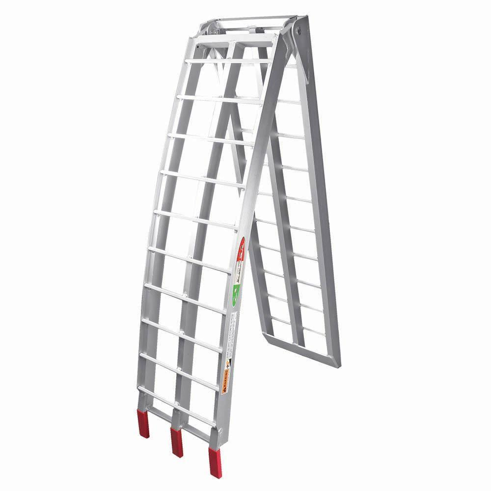 Fly Racing Curved Folding Ramp