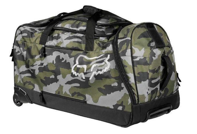 Fox Racing 2020 Shuttle Gear bag Camo