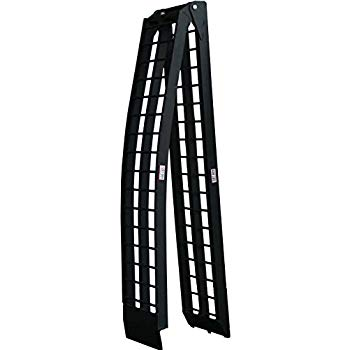 Titan Ramps 10ft Aluminum Loading Ramp 120-SS
