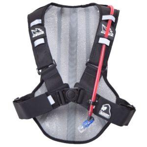 USWE Black Ranger 9L Hydration Pack back panel