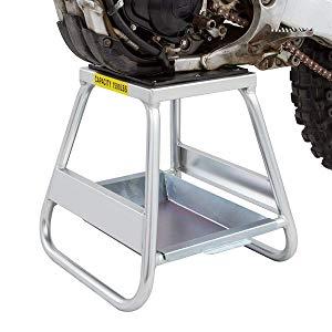 Black Widow Aluminum MX Dirt Bike stand