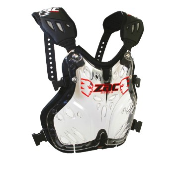 Zac Speed Exotec chest protector