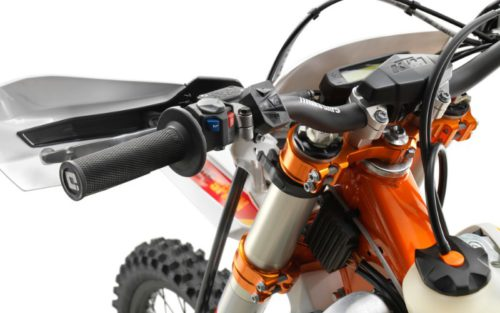How To Install Dirt Bike Grips