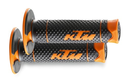 KTM dual compound enduro grips