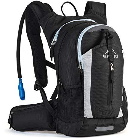 Rupumpack insulated hydration pack