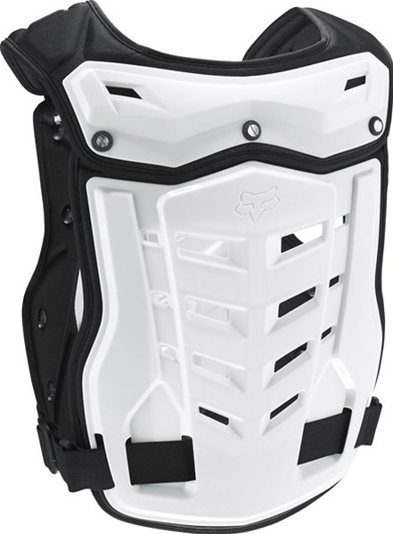 Fox Racing Proframe LC Roost Deflector back