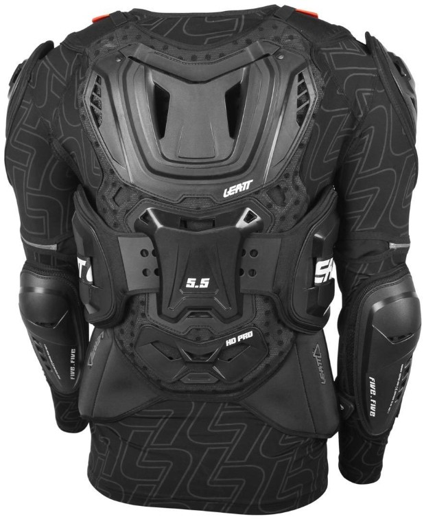 Leatt 5.5 Body Protector back