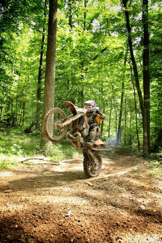 Dirt Bike Balance and Coordination
