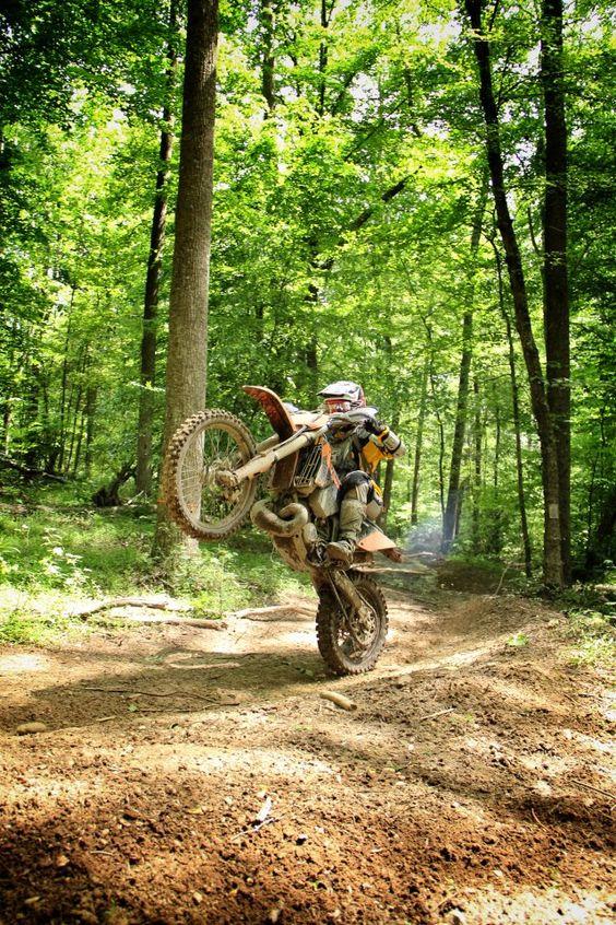 Dirt Bike Balance and Coordination