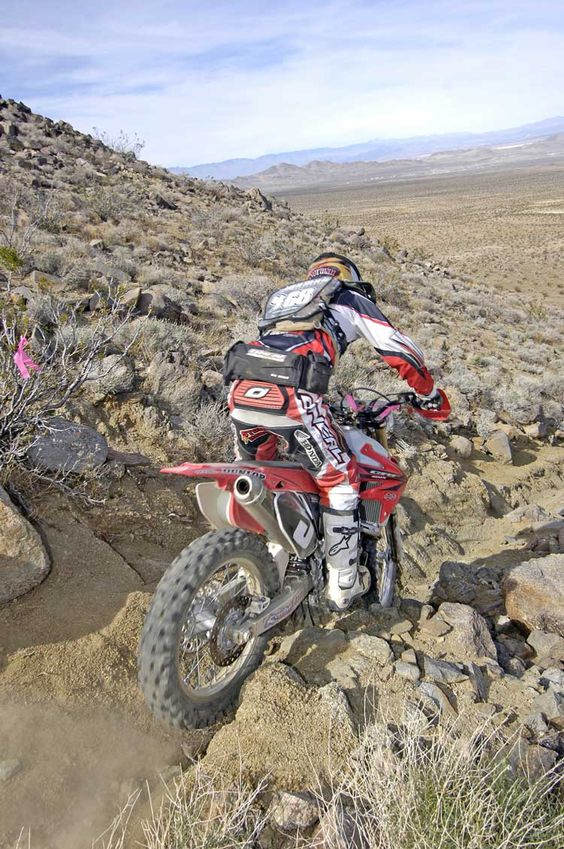 Dirt Bike Great Outdoors