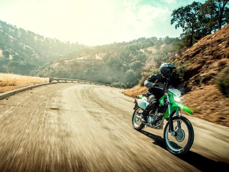 Improved road riding skills