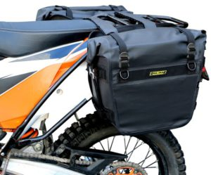 Nelson Rigg SE-3050 Sierra dry saddlebag fitted