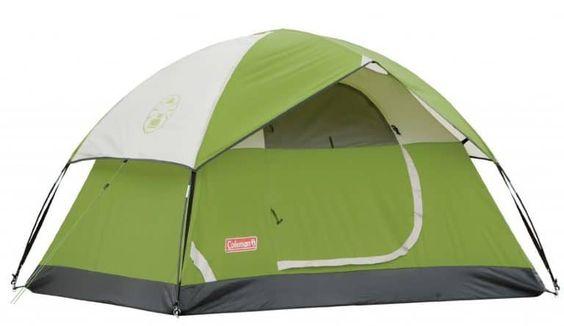 Coleman 2 person Sundome Tent