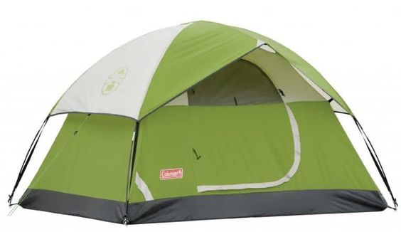 Coleman 2 person Sundome Tent