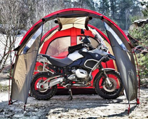 Best Tent For Adventure Motorcycle Camping