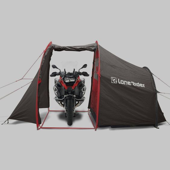 Lone Rider Moto Tent
