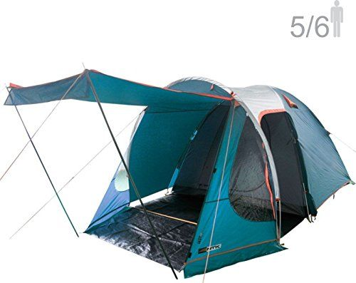 NTK Indy GT XL 6 Person Outdoor Dome Tent
