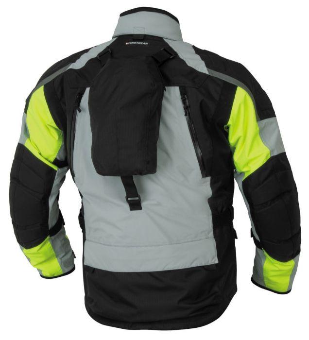 Firstgear Kathmandu Jacket back
