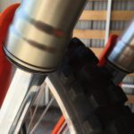 How to clean leaky Fork Seals