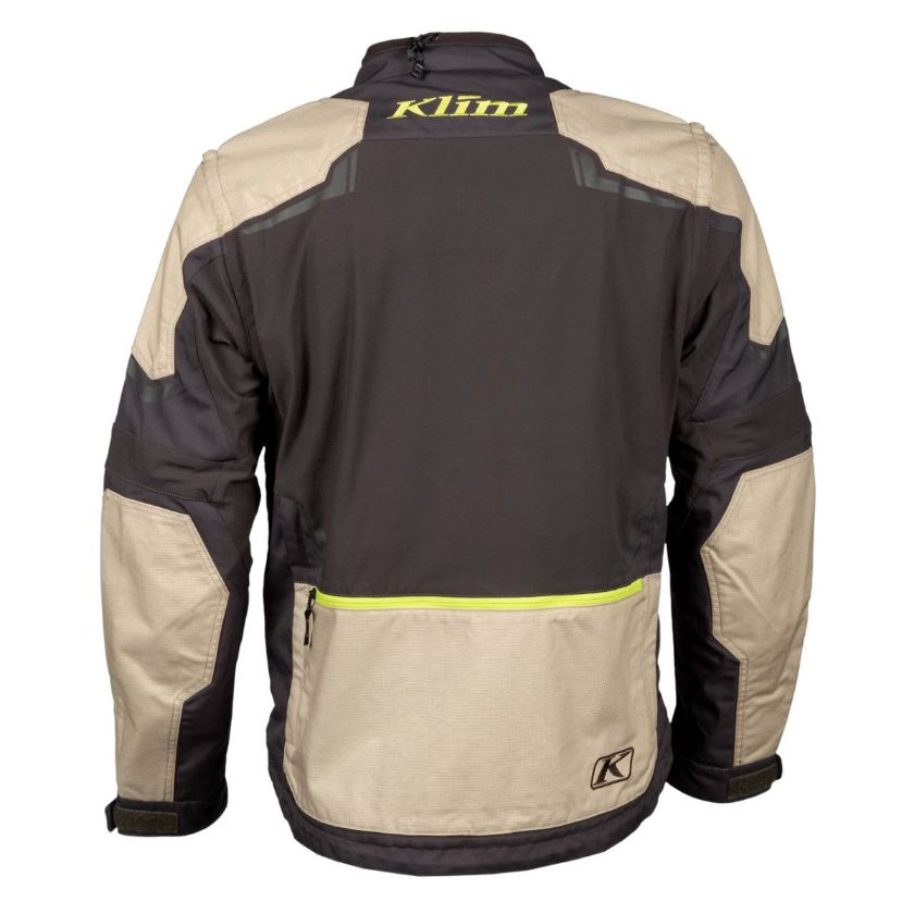 Klim Dakar Jacket back