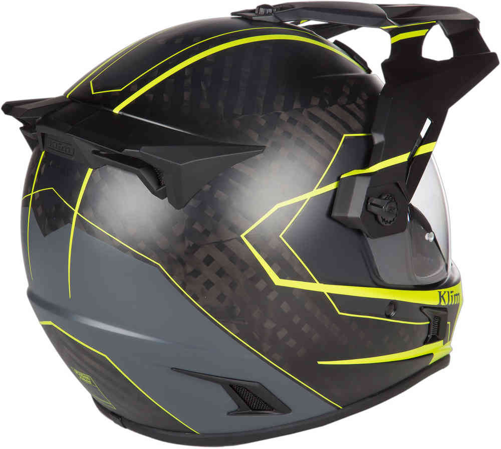 Klim Krios Adventure Helmet rear