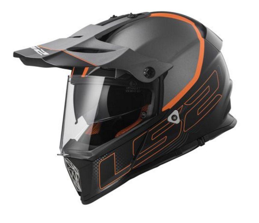 LS2 Pioneer V2 Helmet