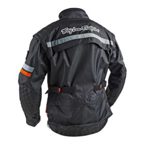 Troy Lee Designs Adventure Hydro Jacket Back
