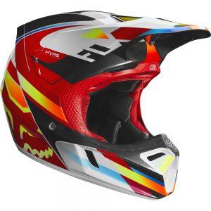 Fox Racing V3 Motif Helmet
