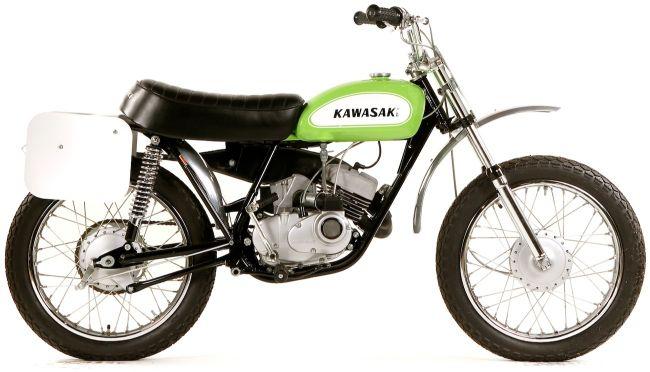 1970 Kawasaki GM31 Centurion
