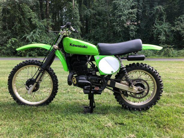 1978 Kawasaki KX250