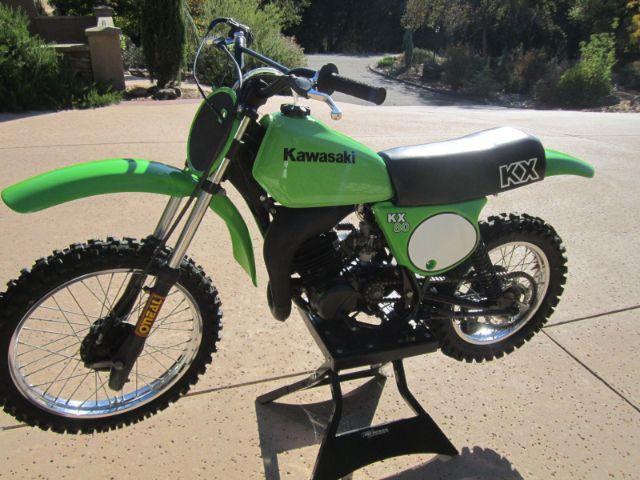 1979 Kawasaki KX80