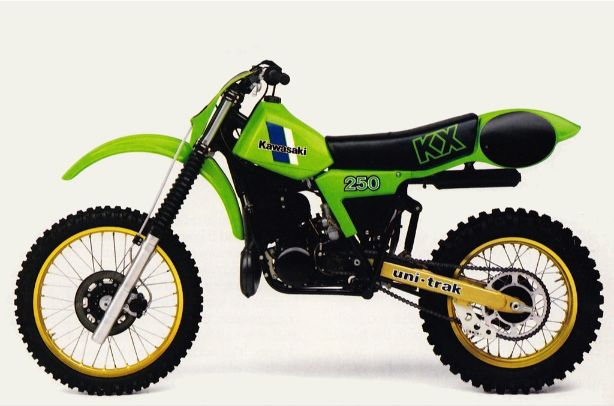 Miraculous Kawasaki Dirt Bike History Motodomains Pabps2019 Chair Design Images Pabps2019Com