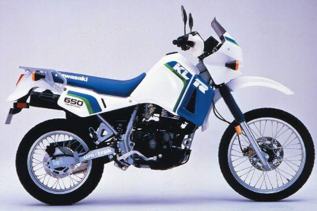 1987 Kawasaki KLR650
