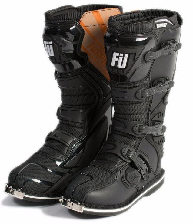 Fusports Dirt Pilot boots