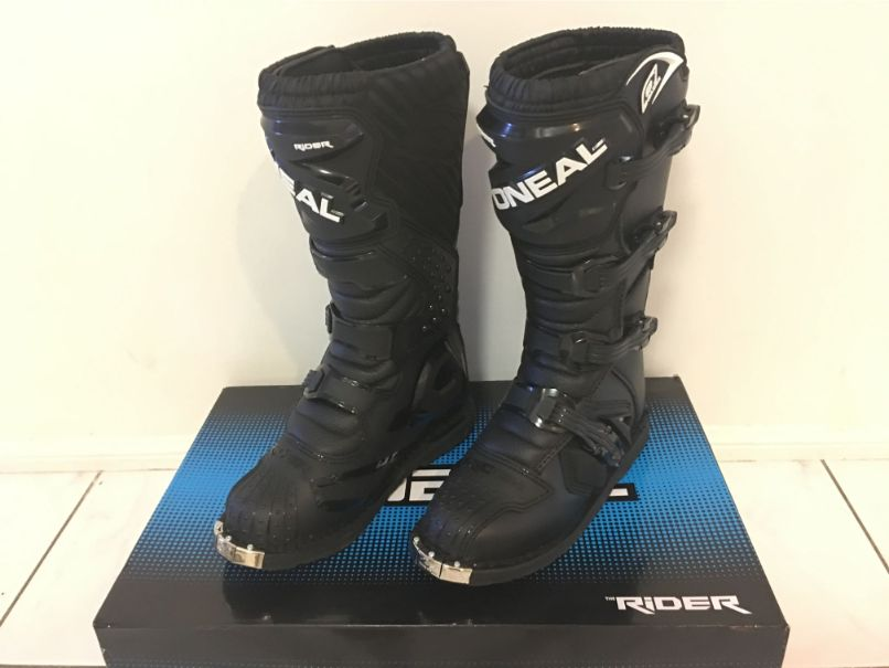 O'Neal Rider Boots review