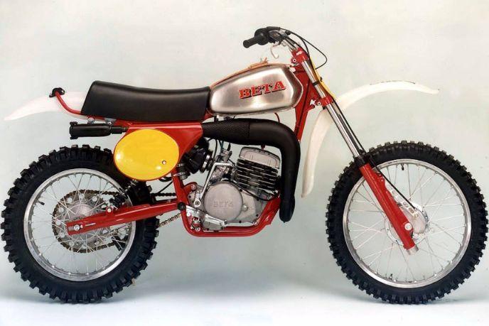 Beta Dirt Bike History
