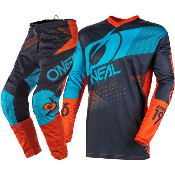 ONeal Element Factor Gray-Orange