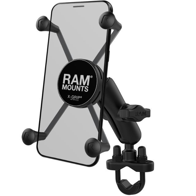 RAM Mounts motorcycle phone mount