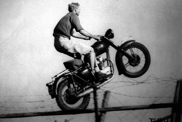 Steve McQueen The Great Escape