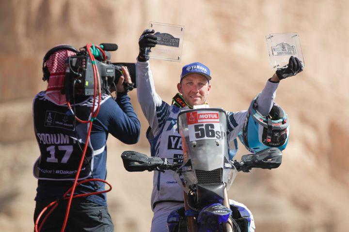 2020 Dakar Rodney Faggotter