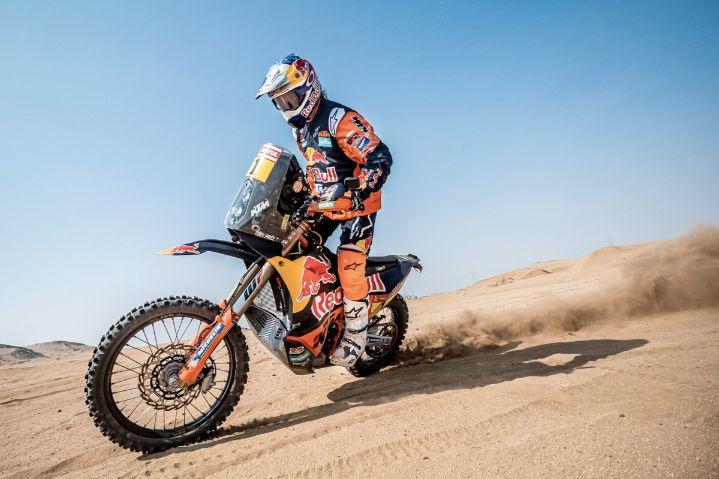 Toby Price 2020 Dakar stage 1