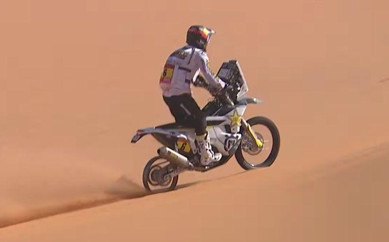 Dakar 2020 Andrew Short stage 6