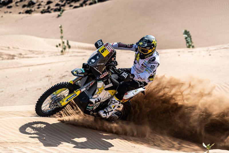 Dakar 2020 Andrew Short