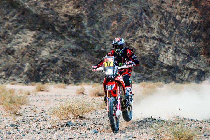 Dakar 2020 Jose Cornejo