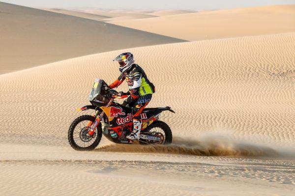 Dakar 2020 Matthias Walkner