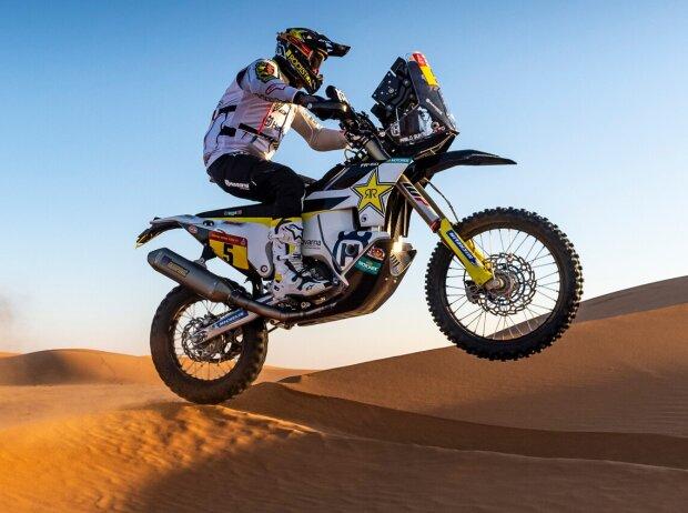 Dakar 2020 Pablo Quintanilla
