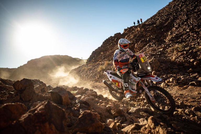 Dakar 2020 Ross Branch