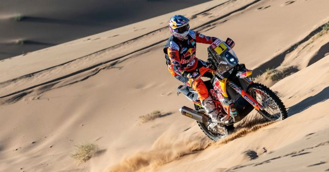 Dakar 2020 Toby Price Stage 1