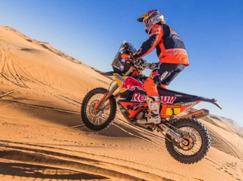Dakar 2020 Toby Price defends title